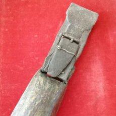 Antiquités: ANTIGUO CENCERRO 12CM. BADAJO ORIGINAL. Lote 246531650