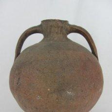 Antigüedades: GRAN JARRA ARAGONESA, PROBABLEMENTE CALANDA - S.XIX. Lote 246558380