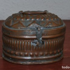 Antigüedades: MOLDE DE COBRE - COCINA - CIRCA 1900. Lote 246577610