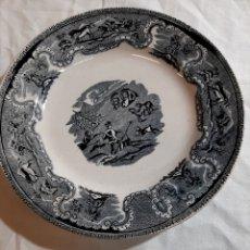 Antigüedades: PLATO DE CARTAGENA. Lote 246917795