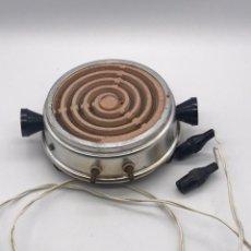 Antigüedades: ANTIGUO HORNILLO ELECTRICO. Lote 247000655