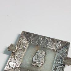 Oggetti Antichi: CENICERO PLATA DE LEY CONTRASTADA. Lote 247211000