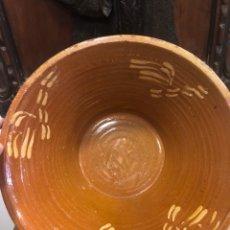 Antigüedades: ANTIGUO LEBRILLO GRANADINO. Lote 247309610
