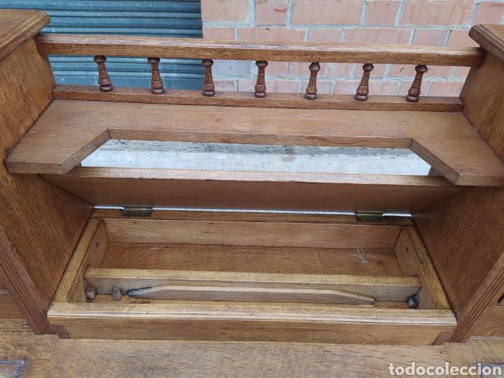 Antigüedades: Escritorio antiguo - Foto 8 - 247432410