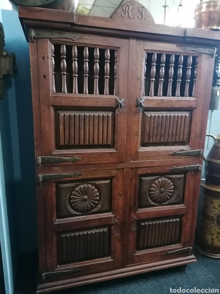 ALACENA DE PALITOS (Antigüedades - Muebles Antiguos - Aparadores Antiguos)