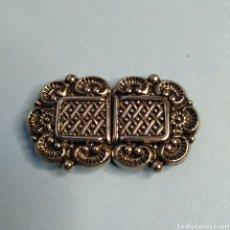Antigüedades: ALAMARES DE METAL. Lote 247465600
