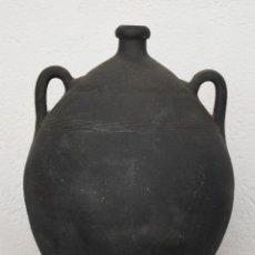 Antigüedades: BARRAL DE QUART - GIRONA - CERAMICA NEGRA. Lote 247498090