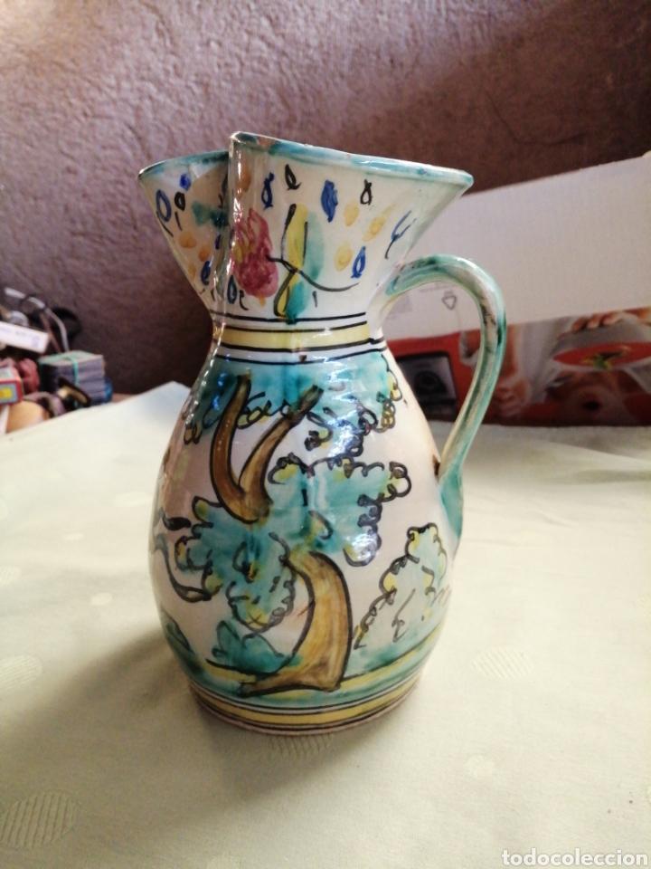 Antigüedades: Jarra en ceramica - Toledo - Foto 4 - 247548260