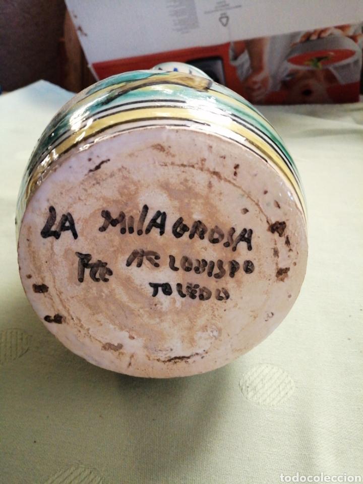 Antigüedades: Jarra en ceramica - Toledo - Foto 8 - 247548260
