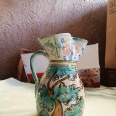 Antigüedades: JARRA EN CERAMICA - TOLEDO. Lote 247548260