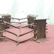Antiquités: CARLANCAS..COLLAR PERRO MASTIN. Lote 247616125