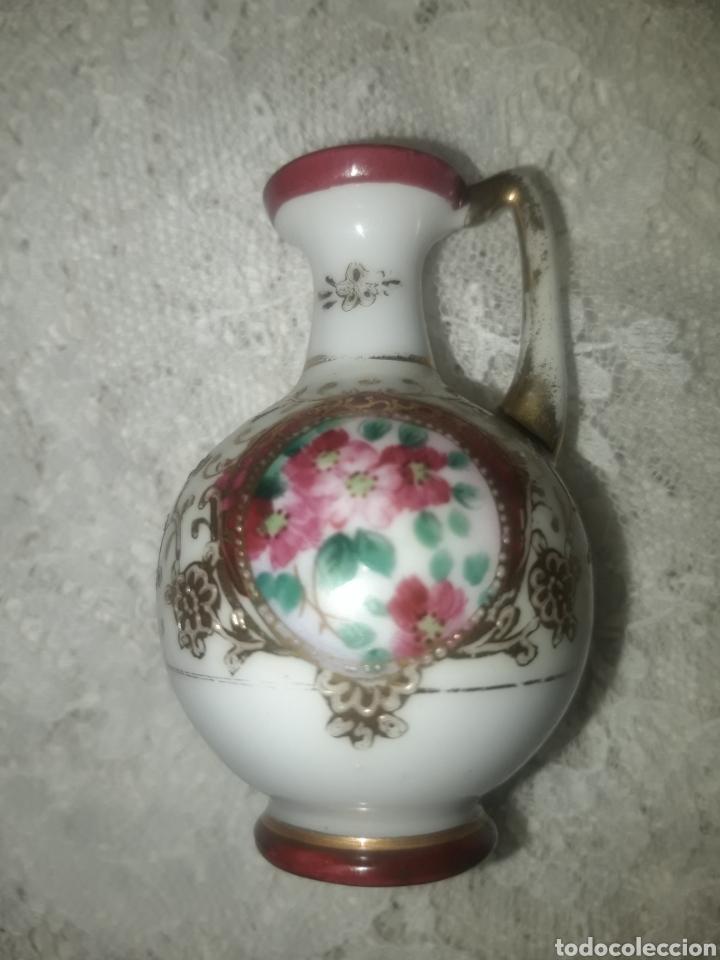 JARRON PORCELANA JAPONESA ESTILO NORITAKE (Antigüedades - Porcelana y Cerámica - Japón)