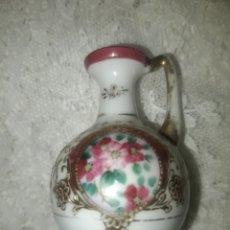 Antigüedades: JARRON PORCELANA JAPONESA ESTILO NORITAKE. Lote 247630705