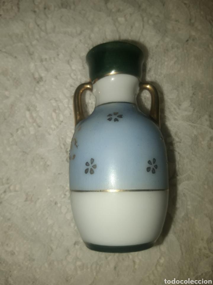 Antigüedades: PRECIOSO JARRO DE PORCELANA JAPONESA ESTILO NORITAKE - Foto 3 - 247630775