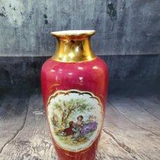 Antigüedades: JARRON FRANCES DE PORCELANA. Lote 247633140