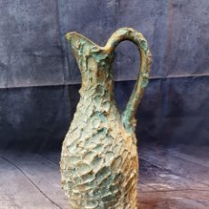 Antigüedades: JARRA DE PORC-RESINA. Lote 247639595