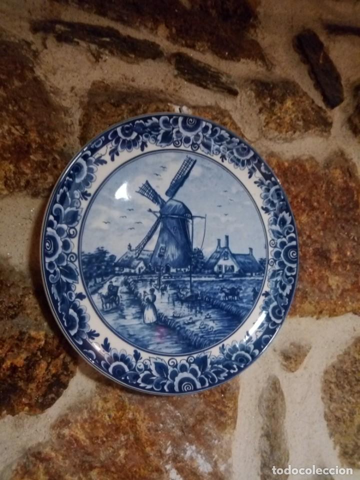 CERÁMICA HOLANDESA. DELFT'S BLAUW DE ZOMER (Antigüedades - Porcelana y Cerámica - Holandesa - Delft)