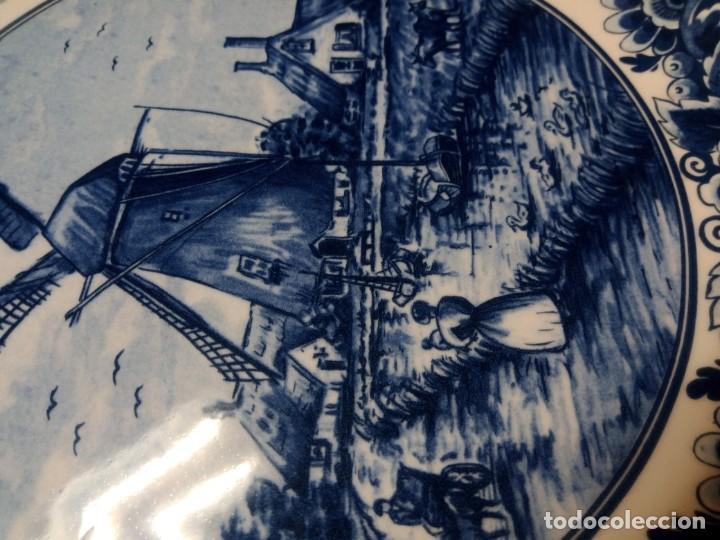 Antigüedades: Cerámica holandesa. Delfts Blauw de Zomer - Foto 2 - 247656940