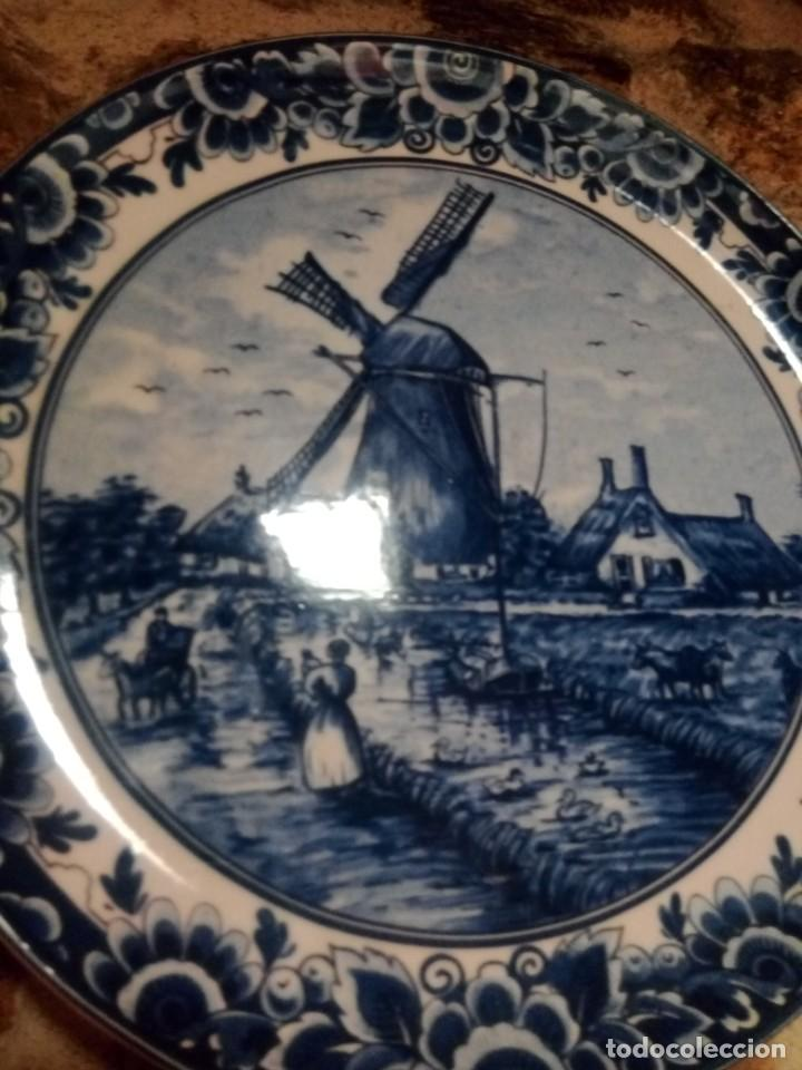 Antigüedades: Cerámica holandesa. Delfts Blauw de Zomer - Foto 6 - 247656940