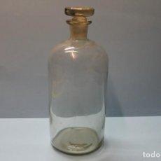 Antiquités: BOTELLA CRISTAL LABORATORIO O FARMACIA. Lote 247693820