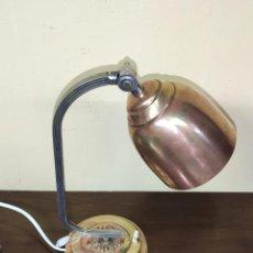 Antigüedades: MAGNIFICA LAMPARA DE SOBREMESA. Lote 247752370