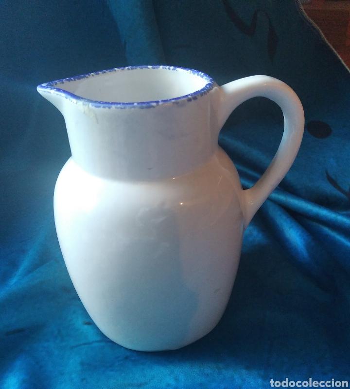 Antigüedades: Jarra cerámica pintada Bretaña francesa - Foto 5 - 247785255