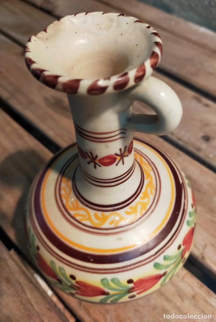 Antigüedades: JARRA - CERAMICA - FRAILE - Foto 2 - 247800760
