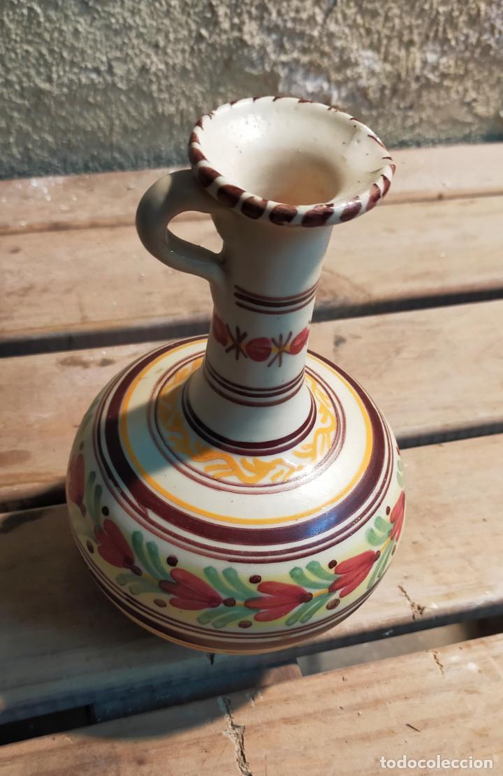 Antigüedades: JARRA - CERAMICA - FRAILE - Foto 3 - 247800760