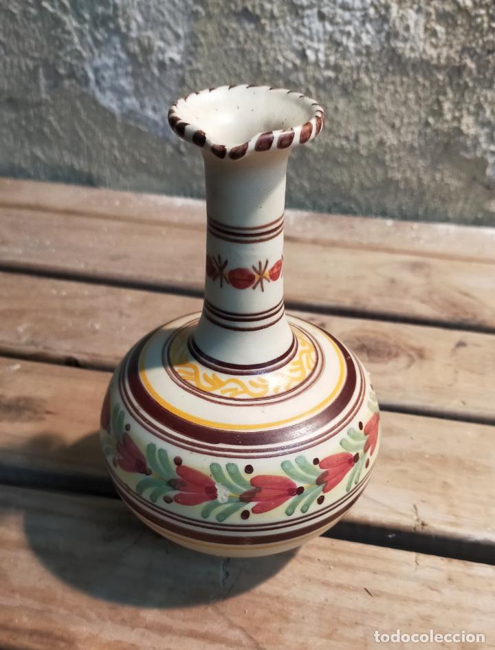 JARRA - CERAMICA - FRAILE (Antigüedades - Porcelanas y Cerámicas - Puente del Arzobispo )