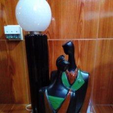 Antigüedades: LAMPARA EXCLUSIVA Y MUY ORIGINAL. Lote 247805085