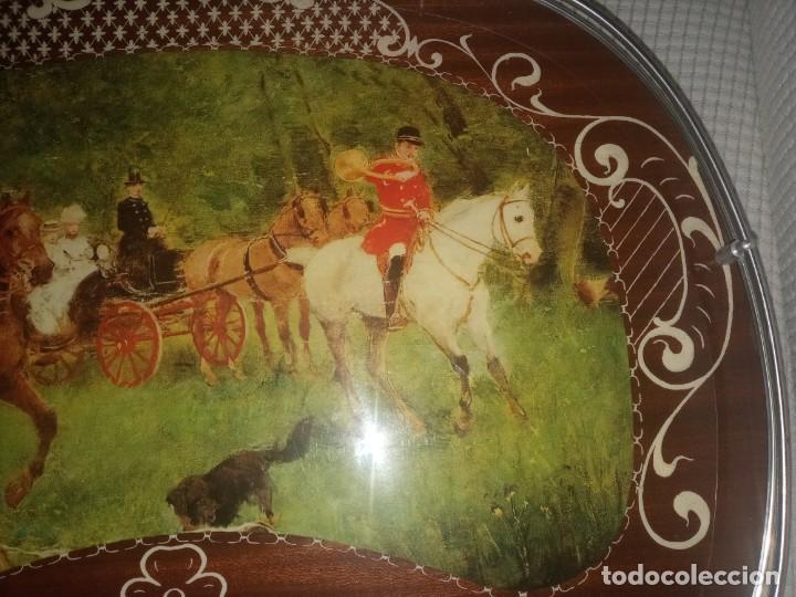 Antigüedades: MESITA BANDEJA PLEGABLE - Foto 9 - 247926885