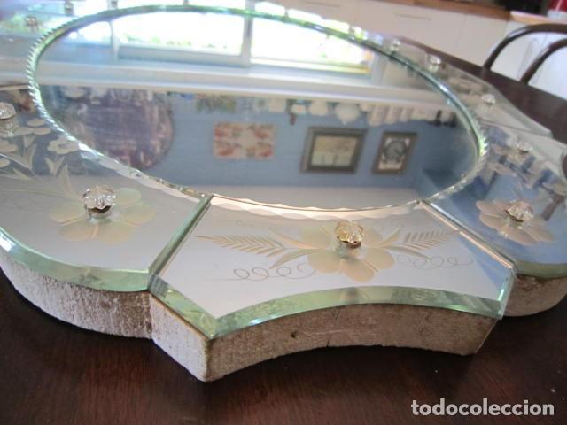 Antigüedades: Espejo Veneciano - Foto 2 - 247937005
