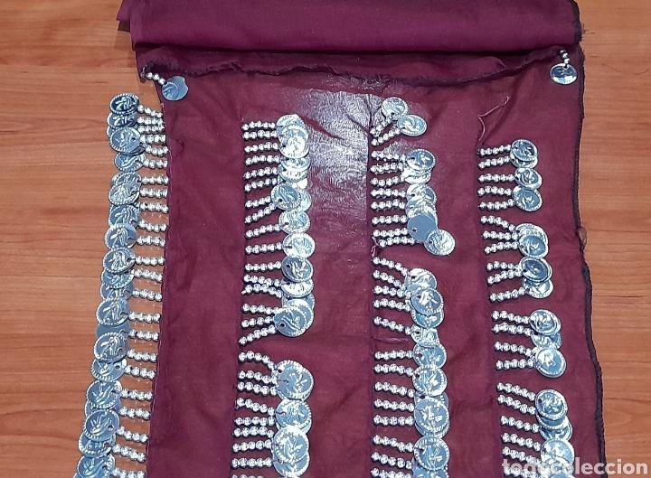 Antigüedades: Pañuelo Danza del Vientre. Ver fotos. - Foto 2 - 248017925