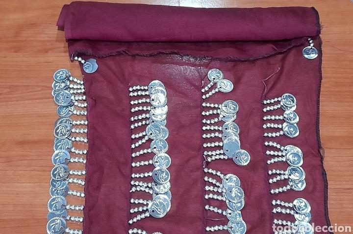 Antigüedades: Pañuelo Danza del Vientre. Ver fotos. - Foto 3 - 248017925