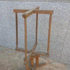Antigüedades: HILANDERA ANTIGUA. Lote 248078290