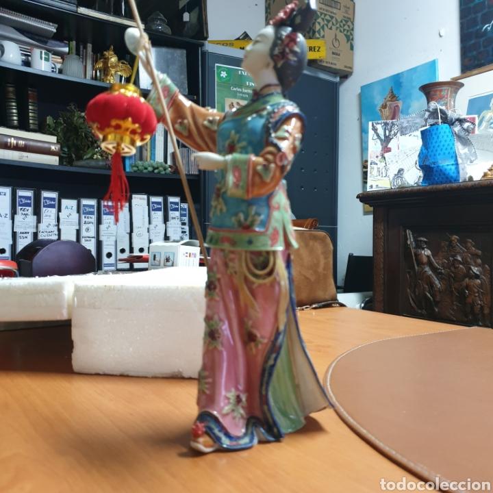 Antigüedades: Preciosa China en porcelana - Foto 3 - 248276780