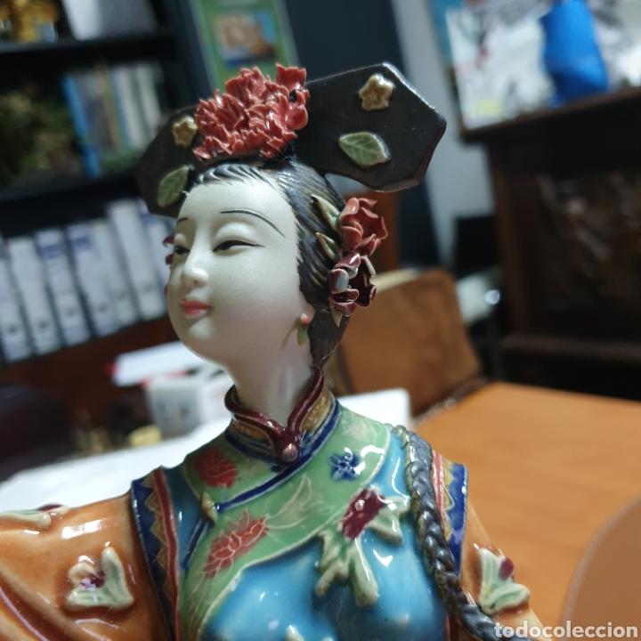 Antigüedades: Preciosa China en porcelana - Foto 4 - 248276780