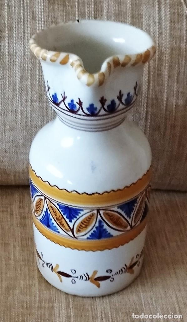 Antigüedades: ANTIGUA JARRA DE CERÁMICA DE PUENTE DEL ARZOBISPO - Foto 4 - 248417550