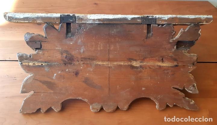 Antigüedades: Ménsula Italiana del Siglo XIX - Foto 12 - 248435335