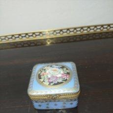 Antiquités: HERMOSA CAJITA LIMOGES. Lote 248940970
