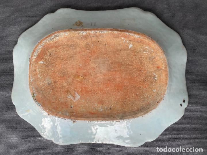 Antigüedades: CHINESE EXPORT PLATE PORCELAIN , 18th century , compañia de indias , porcelana china - Foto 7 - 248959365