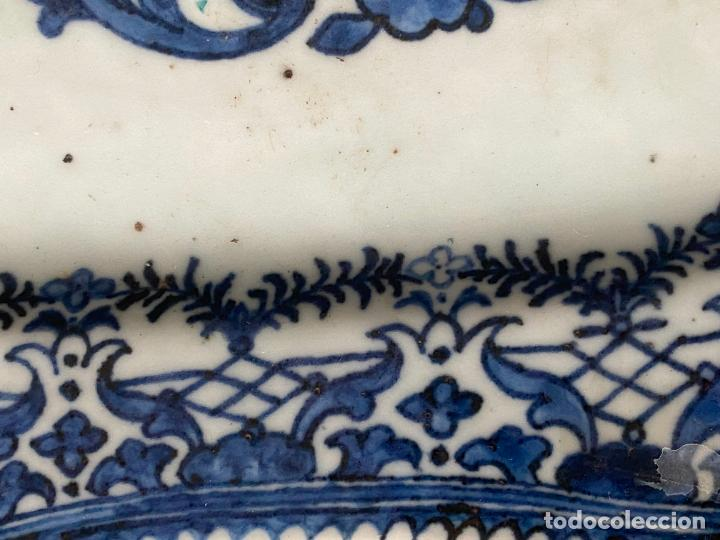 Antigüedades: CHINESE EXPORT PLATE PORCELAIN , 18th century , compañia de indias , porcelana china - Foto 10 - 248959365