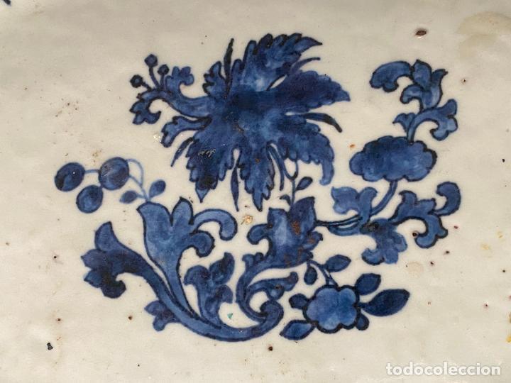 Antigüedades: CHINESE EXPORT PLATE PORCELAIN , 18th century , compañia de indias , porcelana china - Foto 12 - 248959365