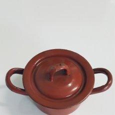 Antigüedades: CACEROLITA ANTIGUA PEQUEÑA. Lote 248975825