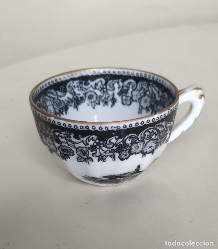 BONITA TAZA DE CAFÉ O TÉ DE PORCELANA DE VIGO, SANTA CLARA. (Antigüedades - Porcelanas y Cerámicas - Santa Clara)