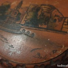 Antigüedades: CAJA / JOYAS , TALLADA FINALES S.XIX POR EL ARTISTA LOUIS BOLLINGER (BOLI). Lote 249013735