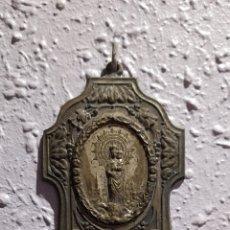 Antigüedades: BENDITERA MUY ANTIGUA. VER FOTOS.. Lote 249022250