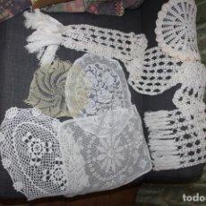 Antigüedades: LOTE DE 6 MATELES VARIOS TAMAÑOS - (NAP06). Lote 249080380