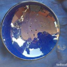 Oggetti Antichi: ESCURRIDOR AZUL 26X8 CM. Lote 249164525