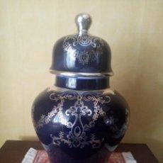 Antigüedades: JARRÓN CHINO - TIBOR. Lote 249257535